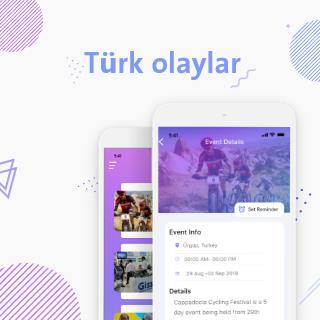 فعاليات تركيا
